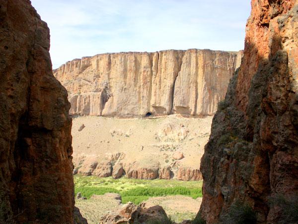 Cueva de las Manos. Ubicación del sitio arqueológico. 297b9b2ecb0